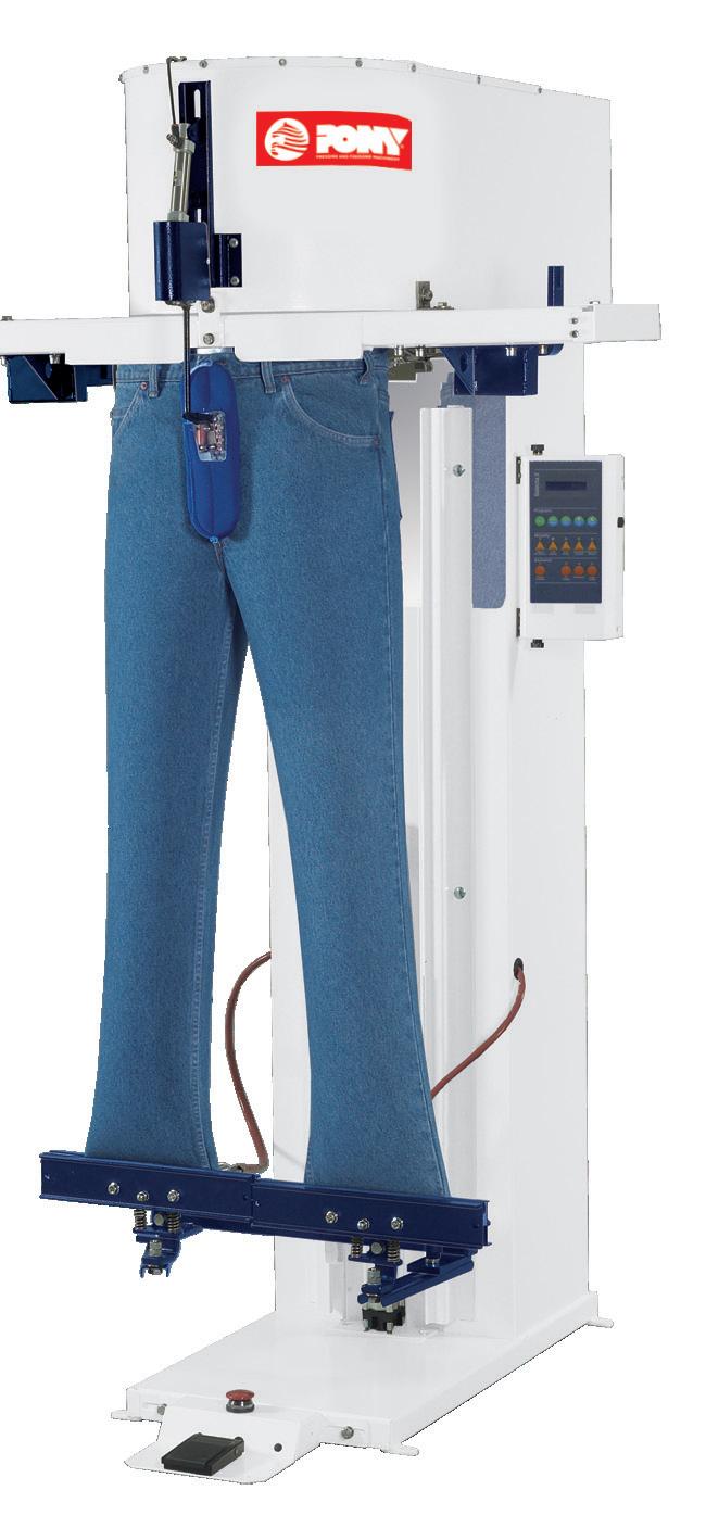 manechin pentru calcat pantalon model mp
