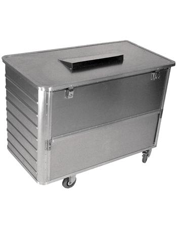 container aluminiu de evacuare