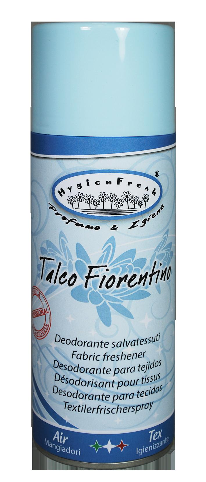 spray deodorant hf talco