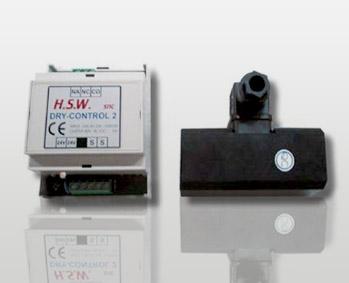 control automat al uscarii (dry control)